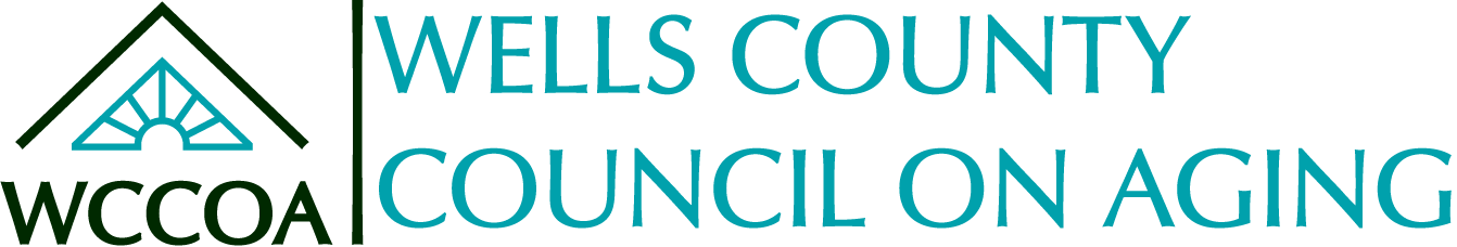 Wells County Council on Aging Logo